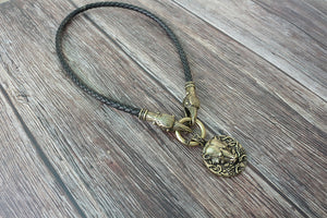 Bear Totem Necklace