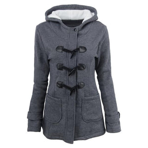 Women's Hooded Winter Coat