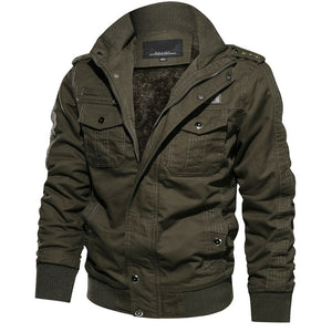 Men's Army Jacket