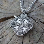 Odin's Warrior Necklace