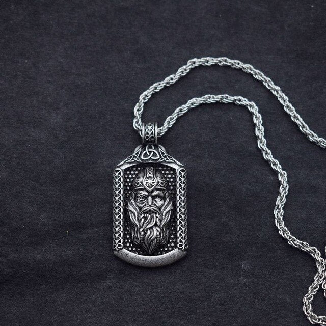 The All-father Odin Necklace