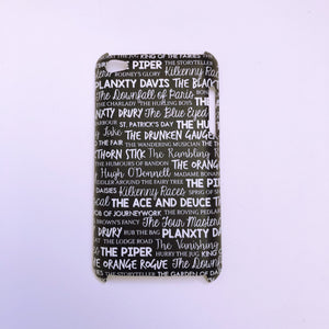 #1020 Set dances iPod touch 4 case