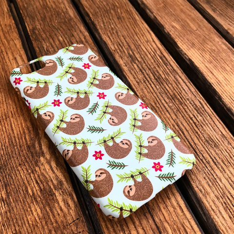 Tropical Sloth case