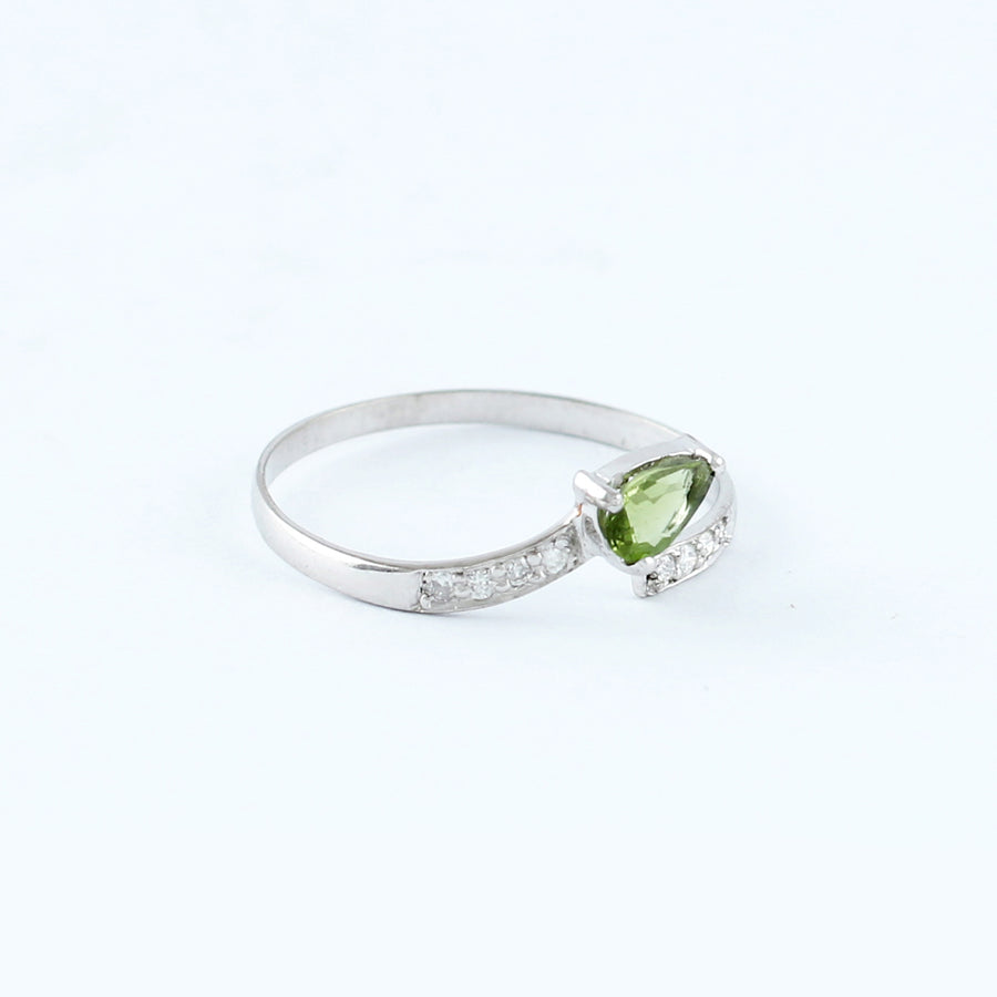 18KTWHITE GOLD LADIES RING (RI0001701)