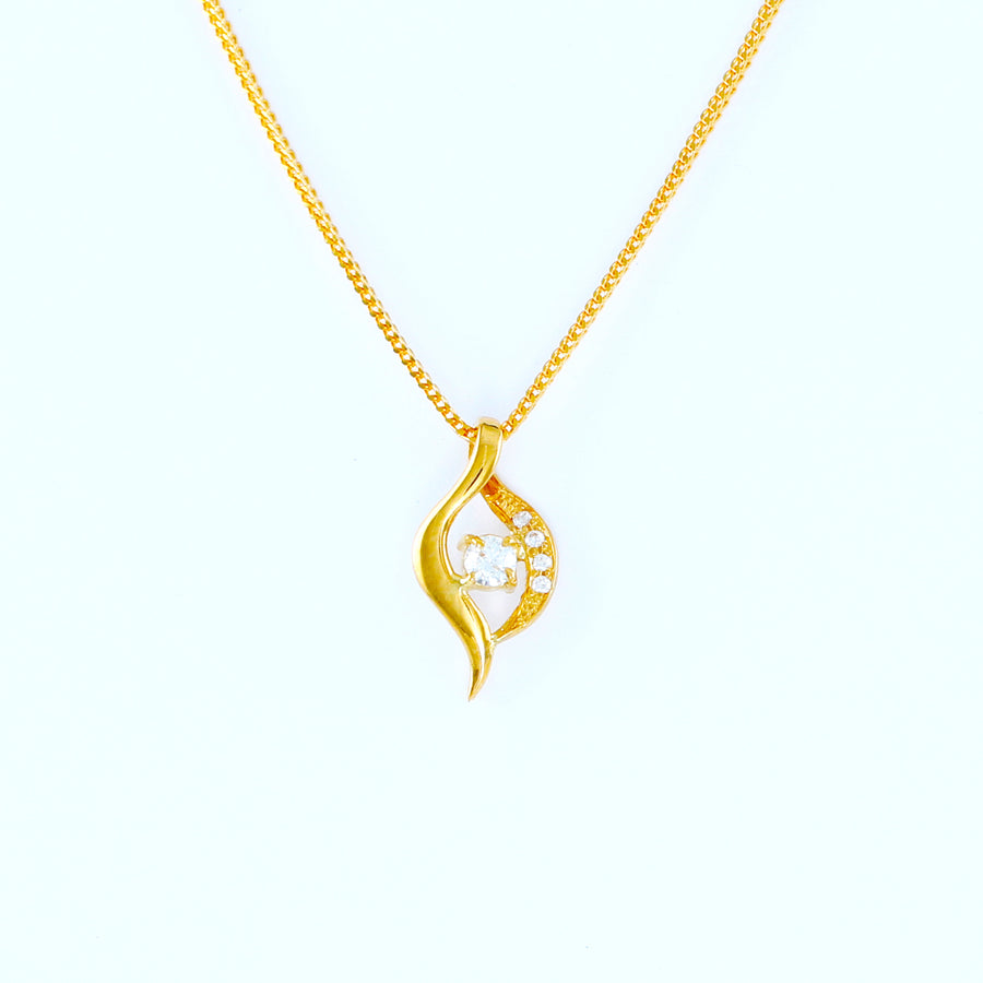 22KT YELLOW GOLD LADIES (PE0001107)