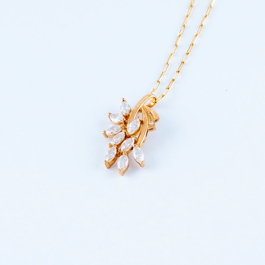 22KT YELLOW GOLD LADIES PENDANT (PE0001388)