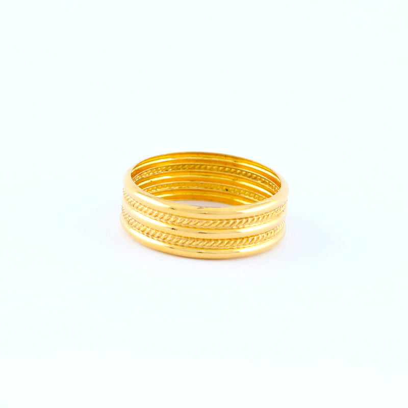 22KT YELLOW GOLD RING (RI0000143)