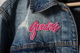 Goodish Iron-on Patch