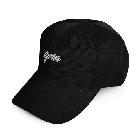 Goodish Dad hat - Black