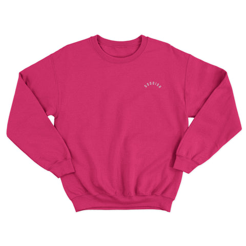 Pinkish Crewneck Sweatshirt