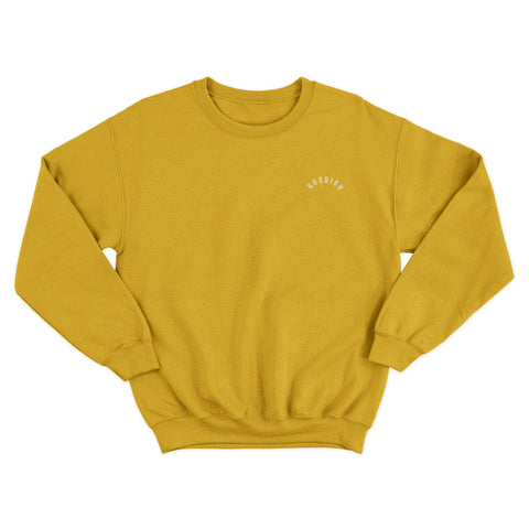 Yellowish Unisex Sweatshirt
