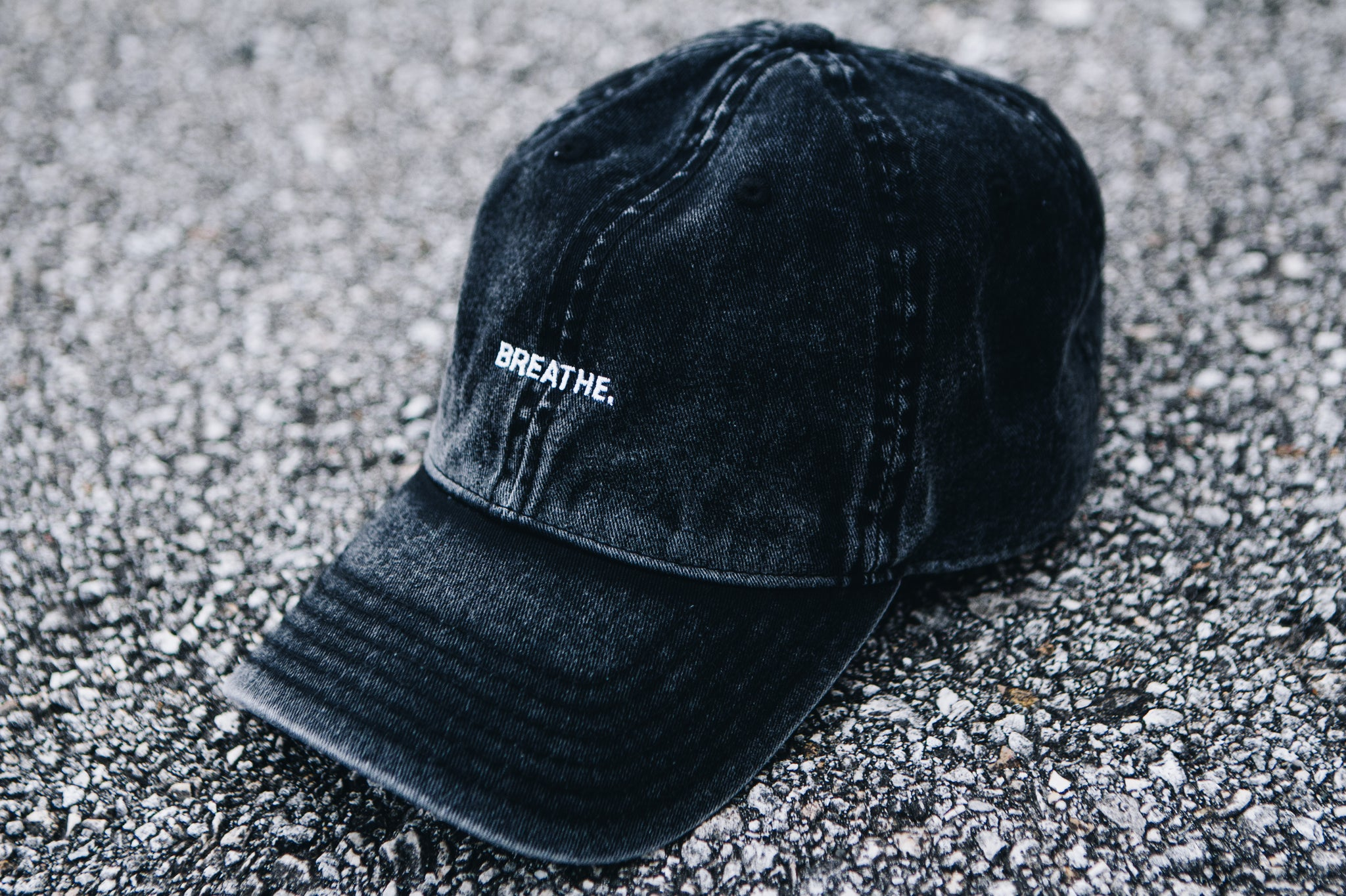 Breathe Vintage Dad Hat