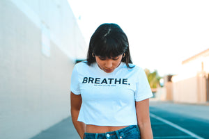 Breathe Crop Top