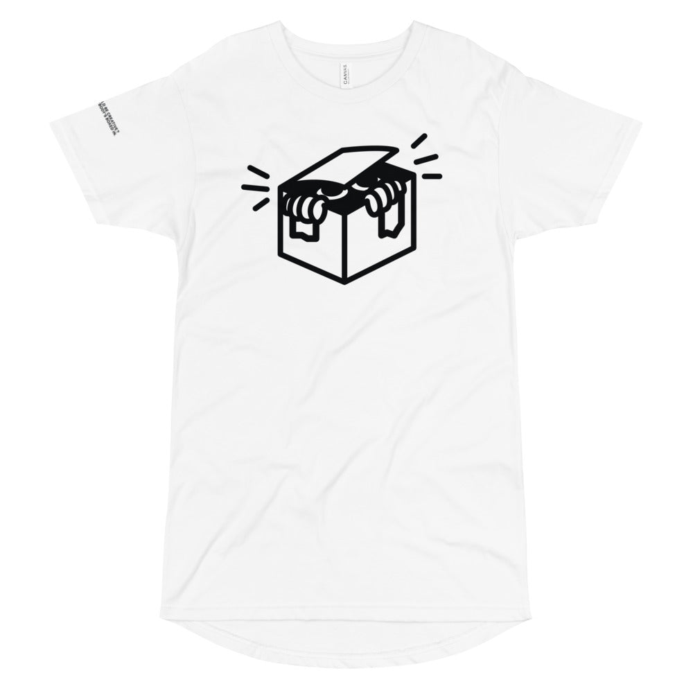 Out The Box - Long Body Tee