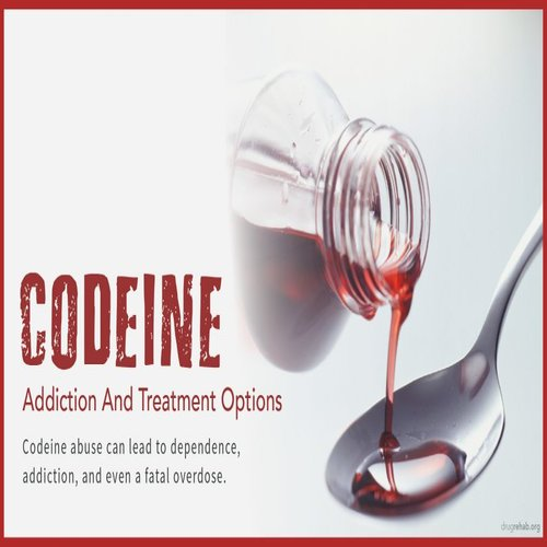 What you need to know before you start/continue using Codeine