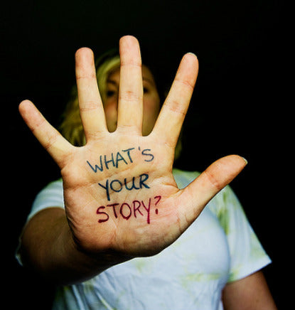 Share your story with others