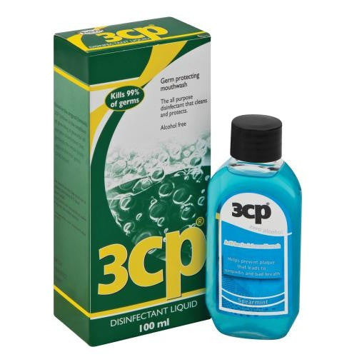 3cp Liquid Disinfectant 100ml