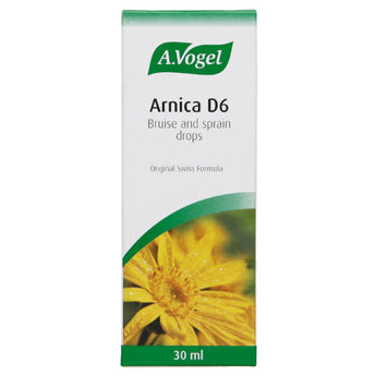 A.Vogel Arnica D6 Drops 30ml