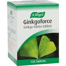 A.Vogel Ginkgoforce Tablets 120s