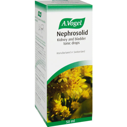 A.Vogel Nephrosolid 50ml