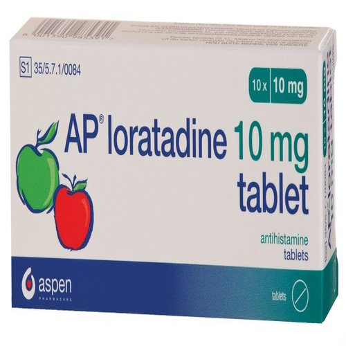 AP-Loratadine 10mg Tablet 10s