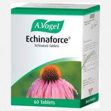 A .Vogel Echinaforce Tabs 60's