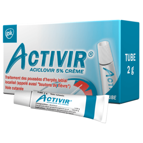 Activir Pump Pack Cream