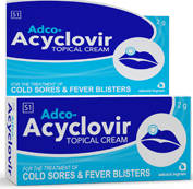 Adco Acyclovir Topical Cream 2g