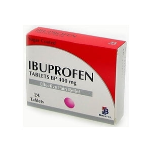 Adco-Ibuprofen 400mg Tablets 24s