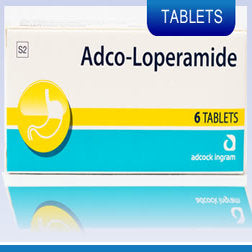 Adco Loperamide Tablets 6s