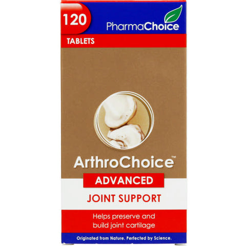 Pharmachoice Arthrochoice Advanced 120 Tablets