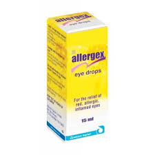 Allergex Eye Drops 15ml