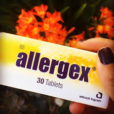 Allergex Tablets 30s