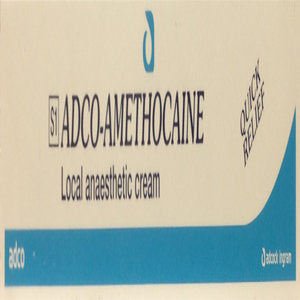 Amethocaine Cr 25g Cream