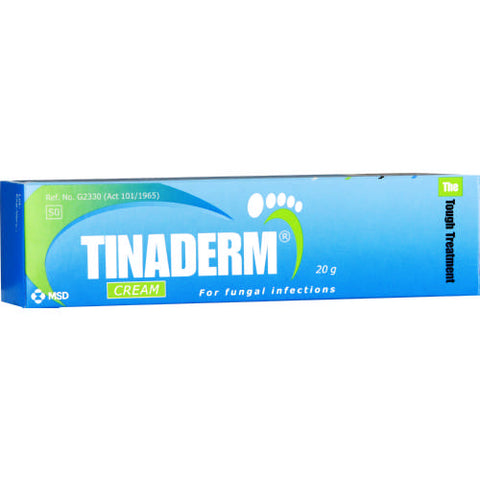 Tinaderm Anti Fungal Foot Cream 20g