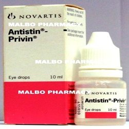 Antistin-Privin Eye Drops 10ml