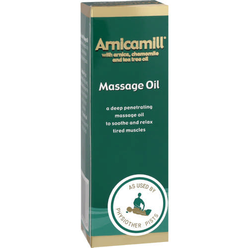 Arnicamill Massage Oil 125ml