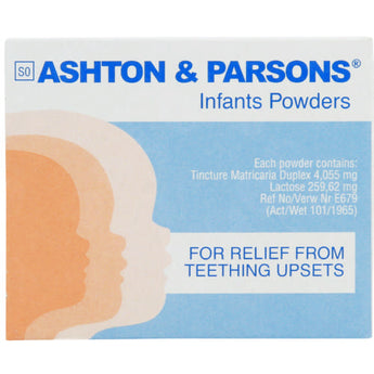 Ashton & Parsons Teething Powder