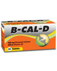 B-cal-d Chewable 30 Tabs