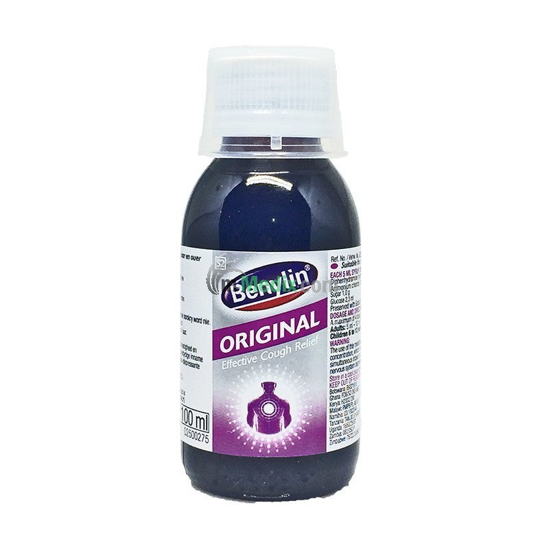 Benylin Original Syrup 100ml
