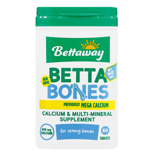 Bettaway Betta Bones 60 Tabs