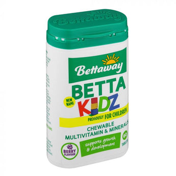 Bettaway Betta Kids 60 Chews