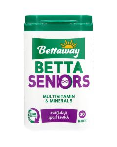 Bettaway Betta Seniors Tabs 30's
