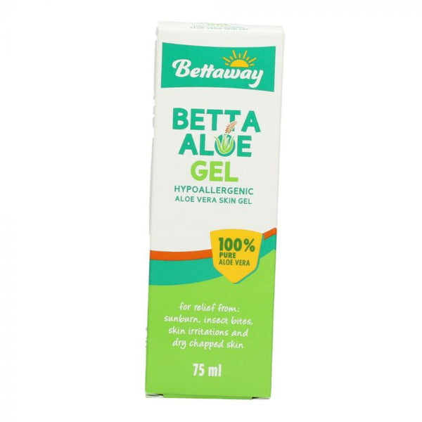 Bettaway Skin Gel ALoe Vera 75ml