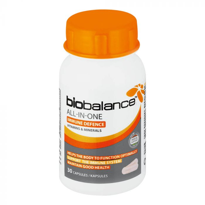Biobalance All In One 30 Caps