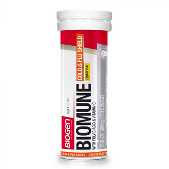 Biogen Biomune Cold & Flu Effervescent 15's