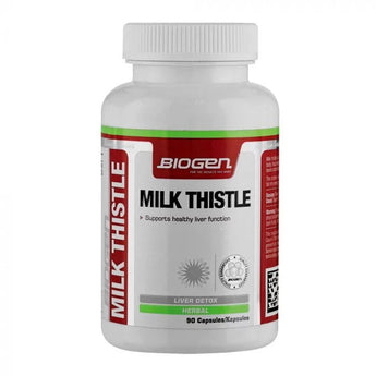 Biogen Milk Thistle 90 Caps