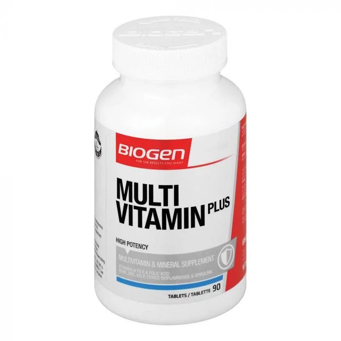Biogen Multivitamin 180 Value Pack