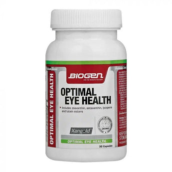 Biogen Optimal Eye Health 30 Caps