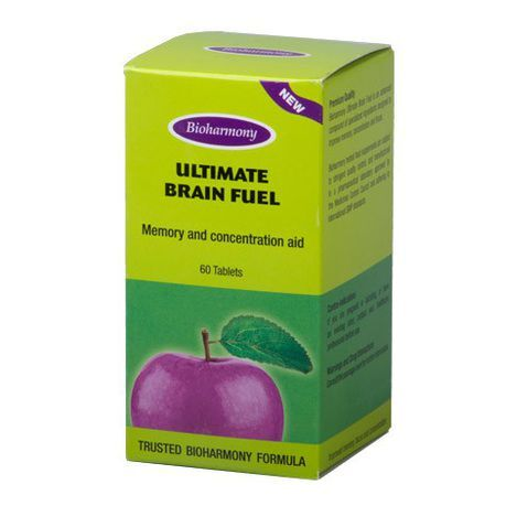 Bioharmony Ultimate Brain Fuel 60 Tablets